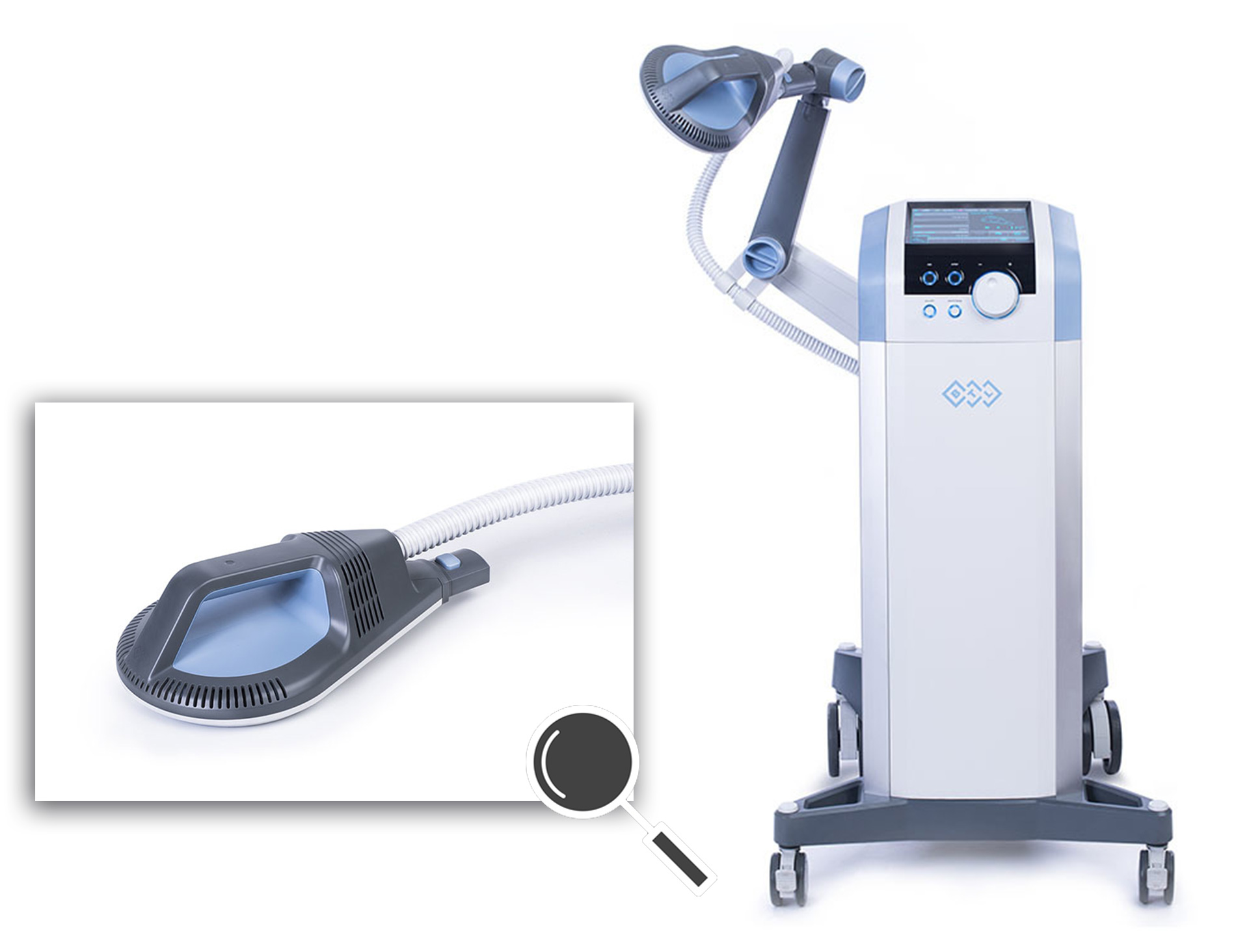 Super Inductive System Magnetfeldtherapie